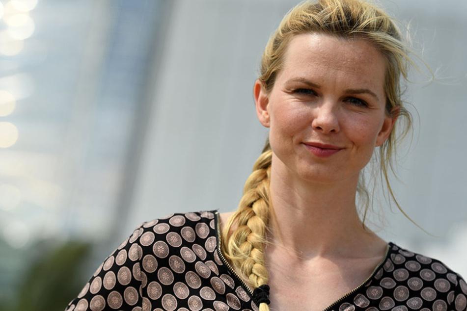 Olympiasiegerin Britta Steffen: Hochzeit, wenn das gröbste überstanden ist