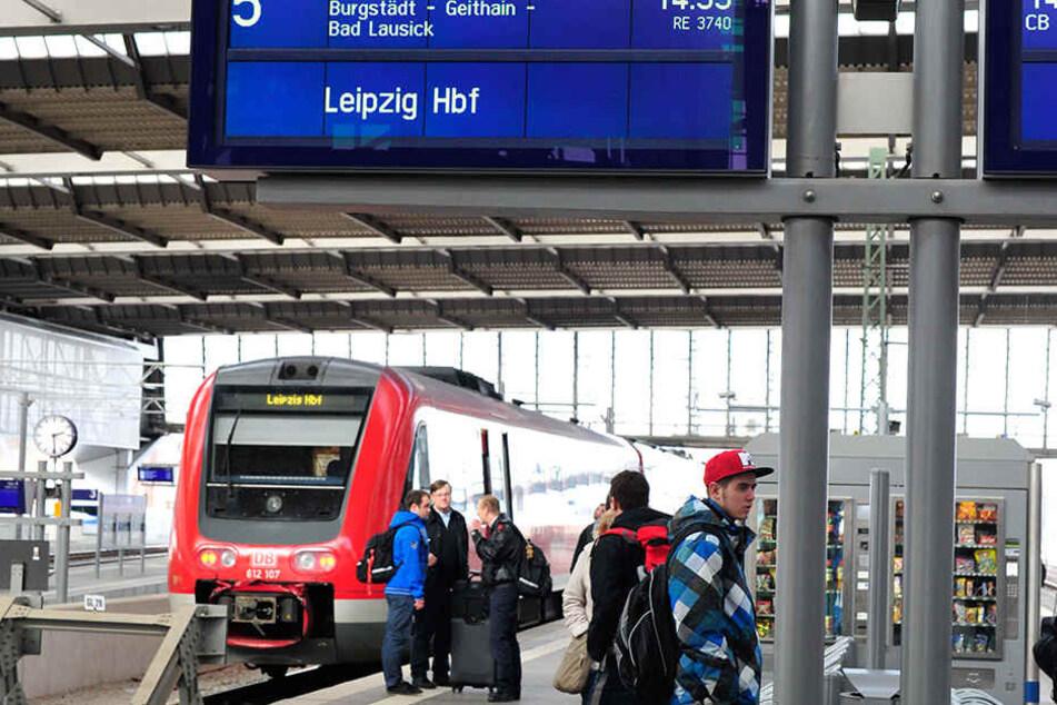 Der 24-Jährige wurde am Samstagmorgen von der Bundespolizei am Chemnitzer Hauptbahnhof festgenommen (Symbolbild).