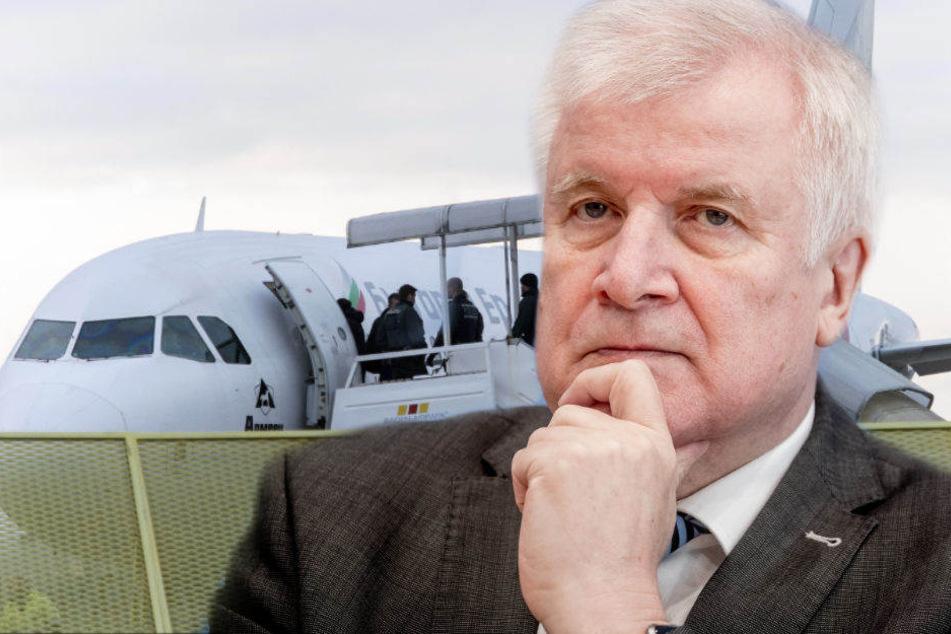 Horst Seehofer hat Abschiebungen nach Syrien kategorisch ausgeschlossen.