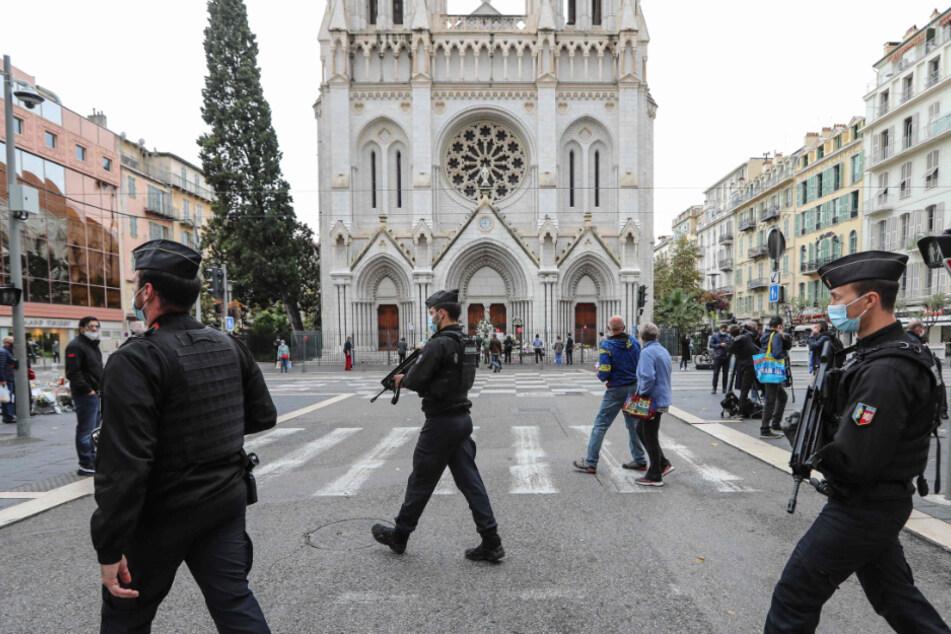 Weitere Festnahme nach Messerangriff von Nizza