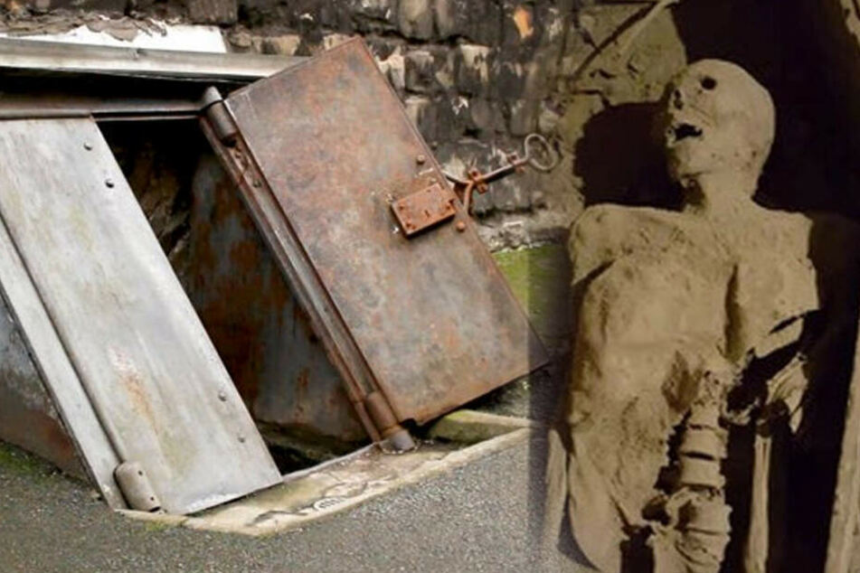 Kopf von 800 Jahre alter Mumie abgetrennt und gestohlen