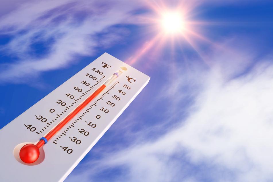 In 2019 war es sogar noch heißer. (Symbolbild)