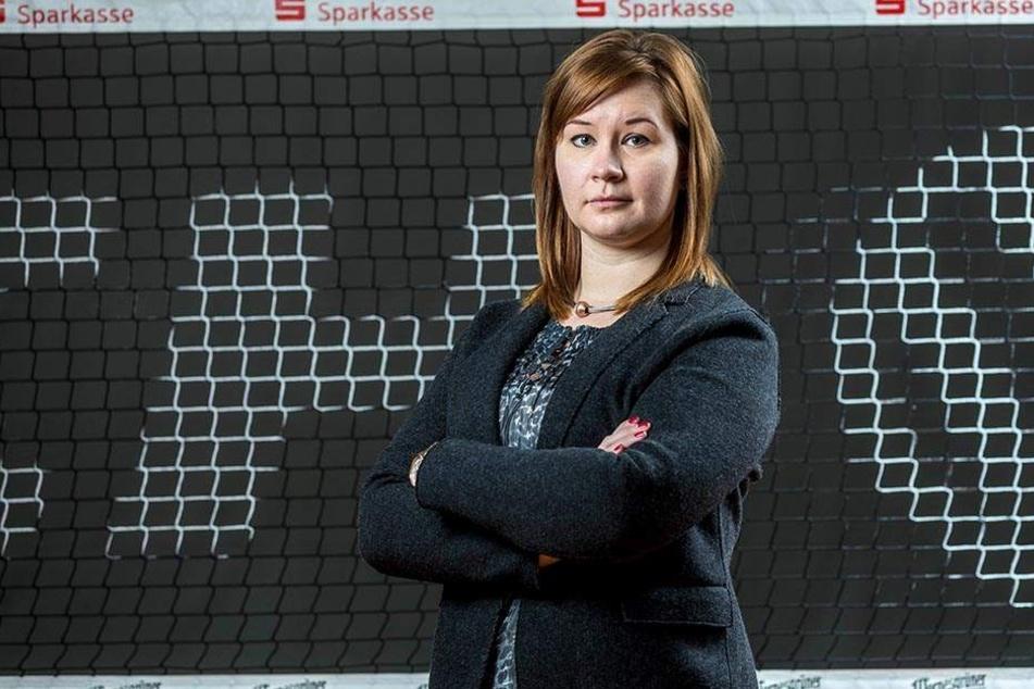 DSC-Geschäftsführerin Sandra Zimmermann