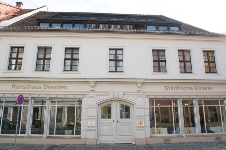 Das Kunsthaus soll aus der Rähnitzgasse aus - und in die Robotron-Kantine  einziehen.