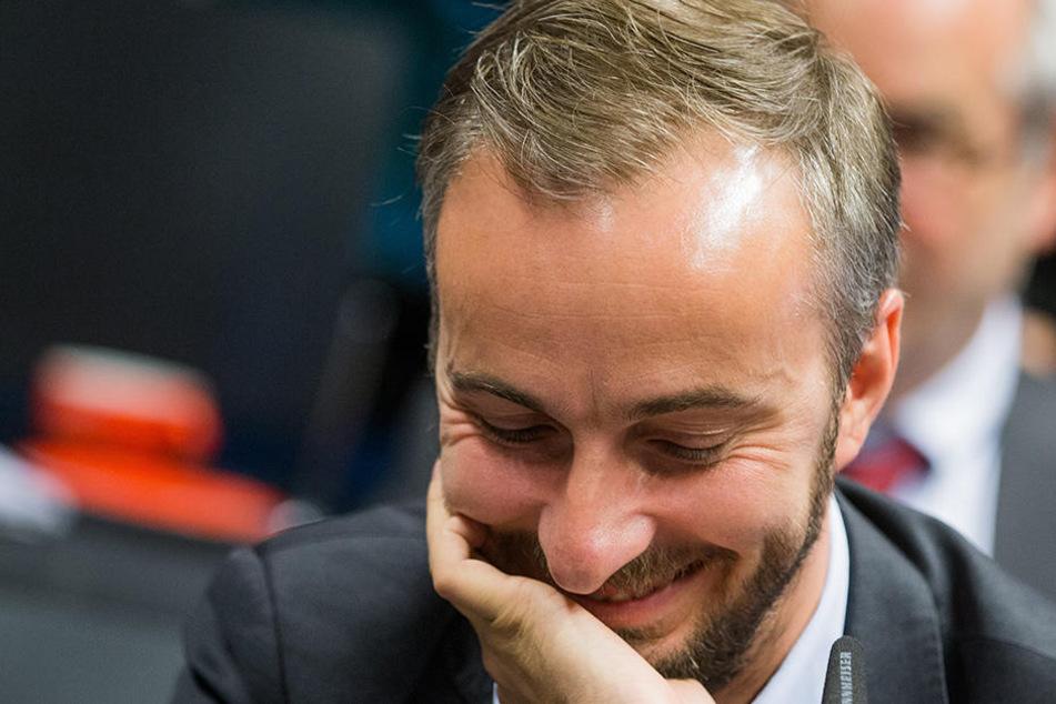 Jan Böhmermann (36): #jetztnichtimhandel