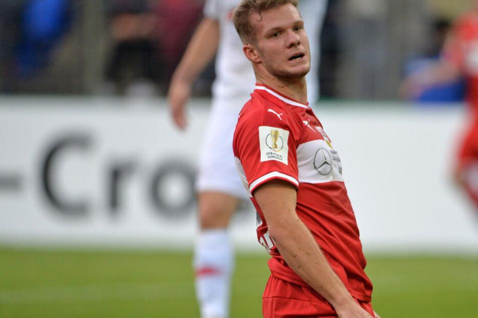 Der VfB verpasst gegen Borussia Dortmund am Sonntag den Titelgewinn im Finale der U19-Bundesliga. (Archivbild)