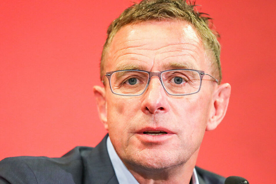 Ralf Rangnick äußerte sich zu den Wechselwünschen von Forsberg und Keita.