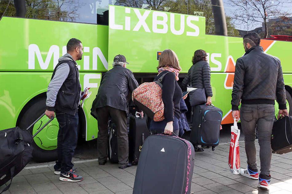 Wenn die Bahn oder Flugbegleiter streiken, dann ist der Bus die beste Alternative.