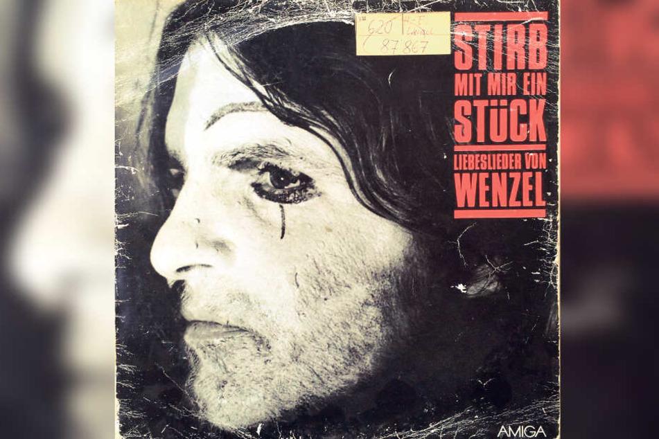 Diese Schallplatte von Liedermacher Hans-Eckardt Wenzel übergab Ulf Richter dem Museum, weil ihn dessen Musik 1989 zum Protest inspirierte.