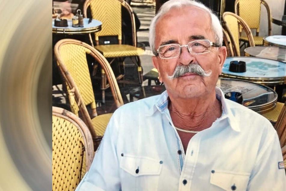 Dringende Suche! Egon (77) verschwand spurlos aus seinem Haus