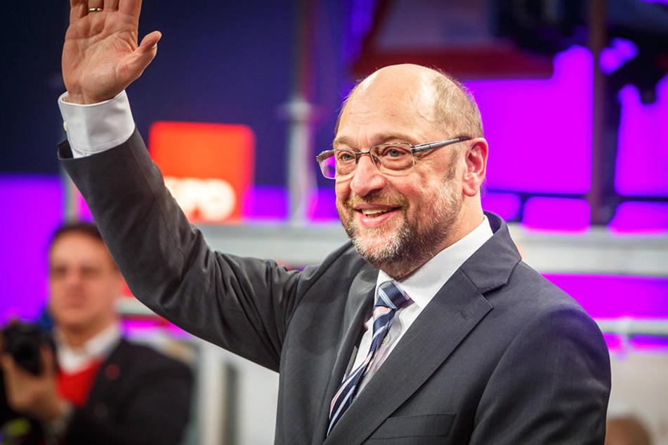 Die Umfragewerte der SPD schnellten in die Höhe, seitdem Martin Schulz (61) als Kanzlerkandidat nominiert wurde.
