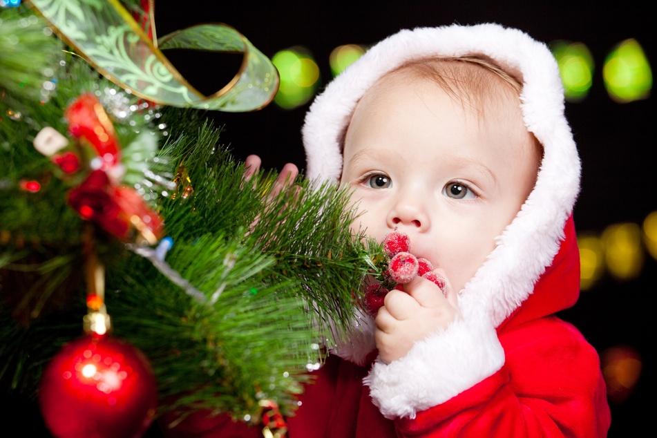 So viele Babys werden an Weihnachten in NRW geboren