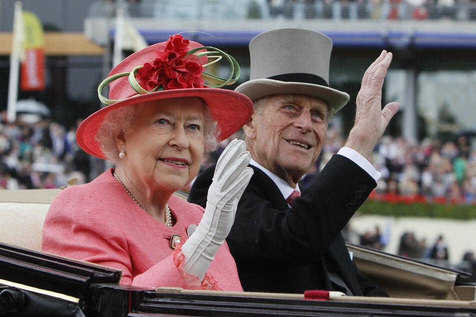 Queen Elizabeth II. (95) und Prinz Philip (†99) waren bis zu seinem Tod im April 73 Jahre lang verheiratet.