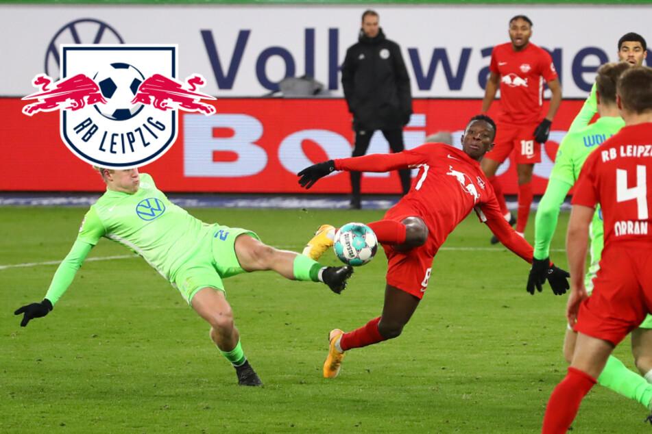 """RB Leipzig gefrustet gegen Wolfsburg? """"Man kann es drehen und wenden, wie man möchte"""""""