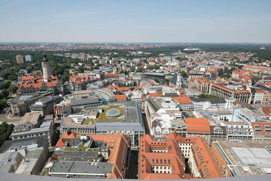 Origineller Gedanke: Aus Leipzig und Halle könnte ein neuer Stadtstaat mit mehreren Millionen Einwohnern wachsen. (Symbolbild)