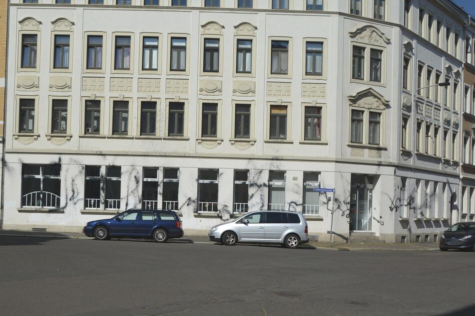 In der vergangenen Woche hatten Vandalen ihr Unwesen im Leipziger Stadtteil Stötteritz getrieben.
