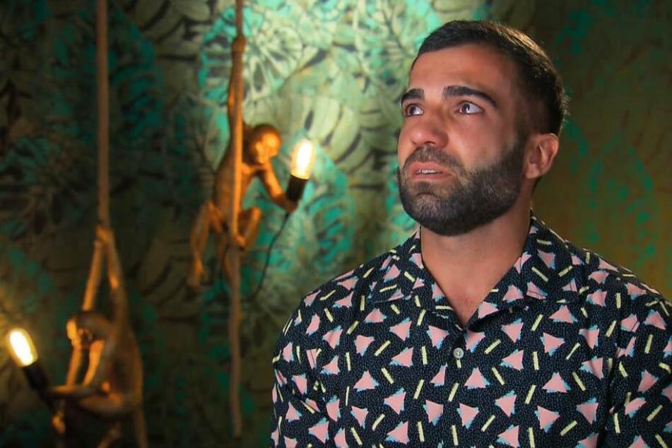 Nach seinem Coming-Out im TV ist Rafi Racheck (29) erleichtert.