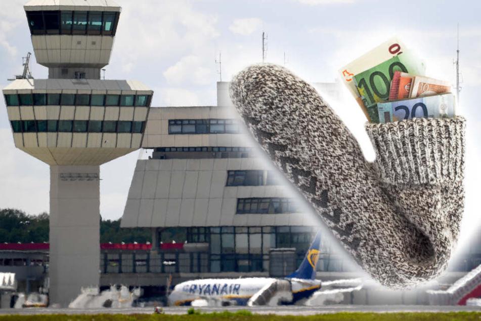 Berlin: 14.000 Euro in Socken versteckt: Polizei stoppt mutmaßliche Trick-Betrügerin