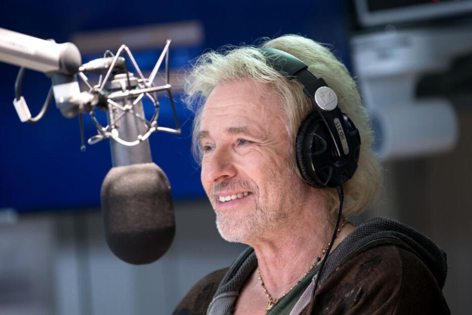 Thomas Gottschalk äußerte sich in seiner Radioshow zu seinem Ehe-Aus.
