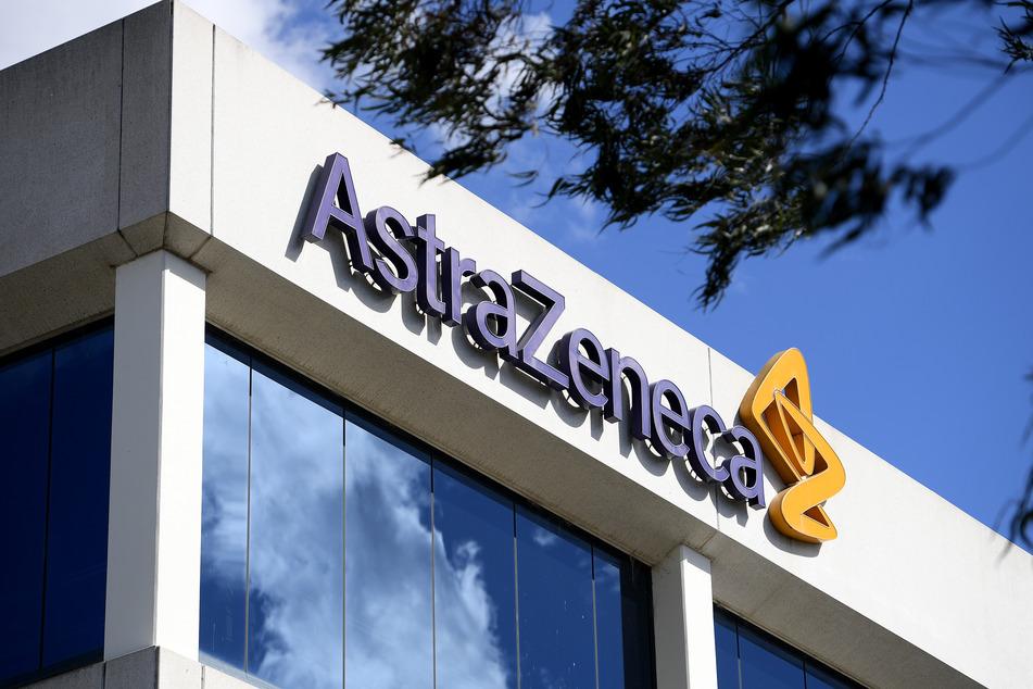 Außenansicht von dem Hauptsitz des Pharmakonzerns AstraZeneca in Australien.