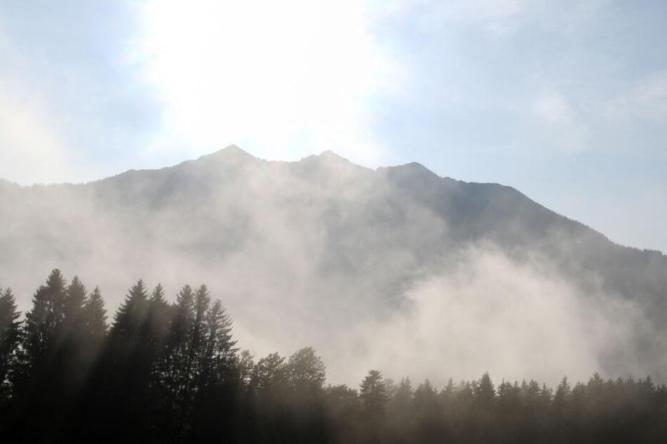 In den österreichischen Bergen kam der Mann um. (Symbolbild)