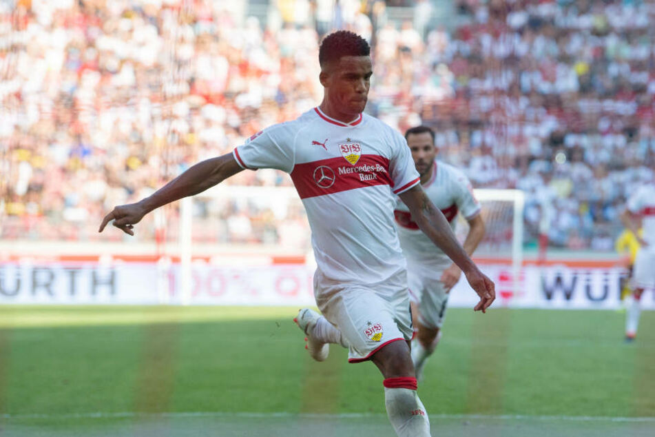 Für den VfB Stuttgart bleibt zu hoffen, dass er fit bleibt: Daniel Didavi (28).