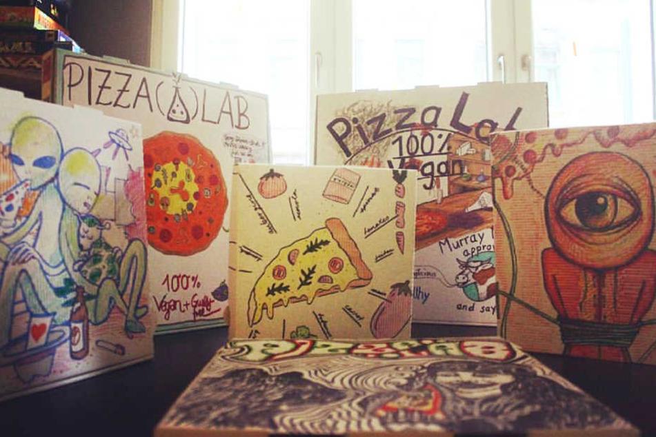 Jede Menge Pizza für den guten Zweck: Helft, das Pizza LAB zu retten!