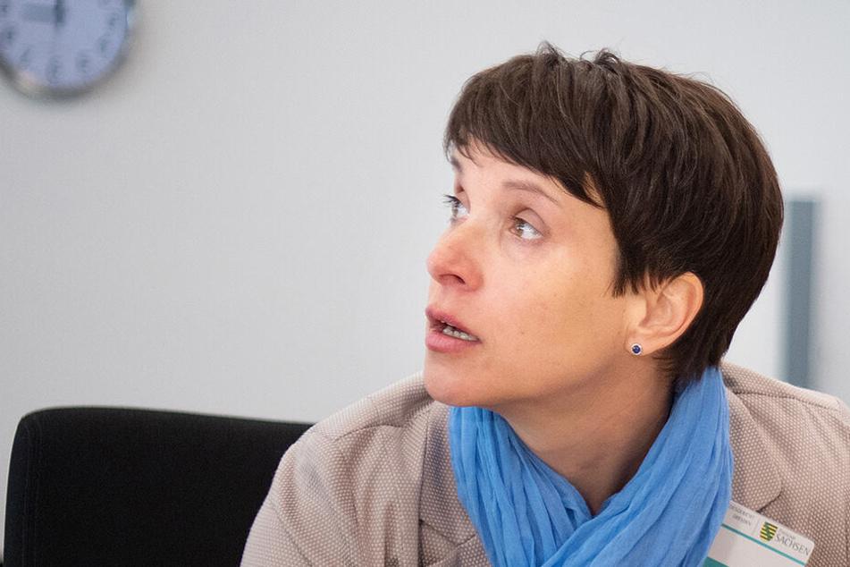 Meineid-Prozess gegen Ex-AfD-Chefin Petry verzögert sich: Zeugen erscheinen nicht