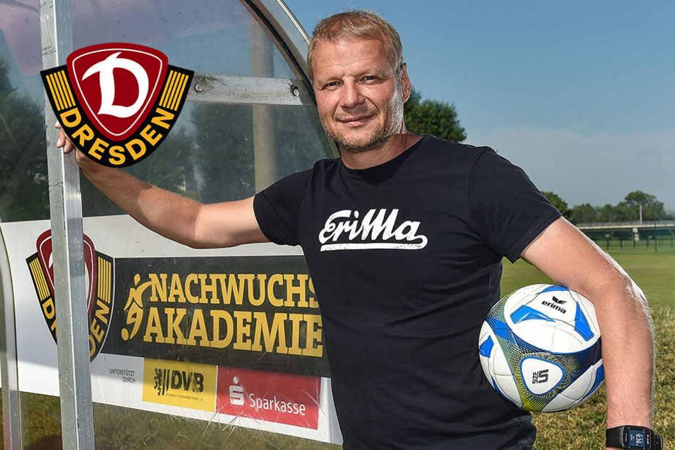 """Dynamo Nachwuchs-Chef Seifert: """"Ich habe viele Talente sprichwörtlich sterben sehen!"""""""