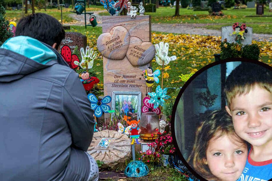 Ein Jahr liegt das grausame Verbrechen, bei dem die beiden Kinder getötet wurden, zurück.
