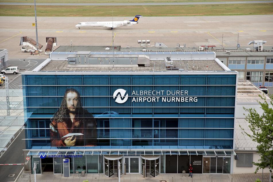 Der Flughafen Nürnberg steht wegen der Corona-Krise vor einem der wirtschaftlich schwierigsten Jahre seiner jüngeren Geschichte. (Archivbild)