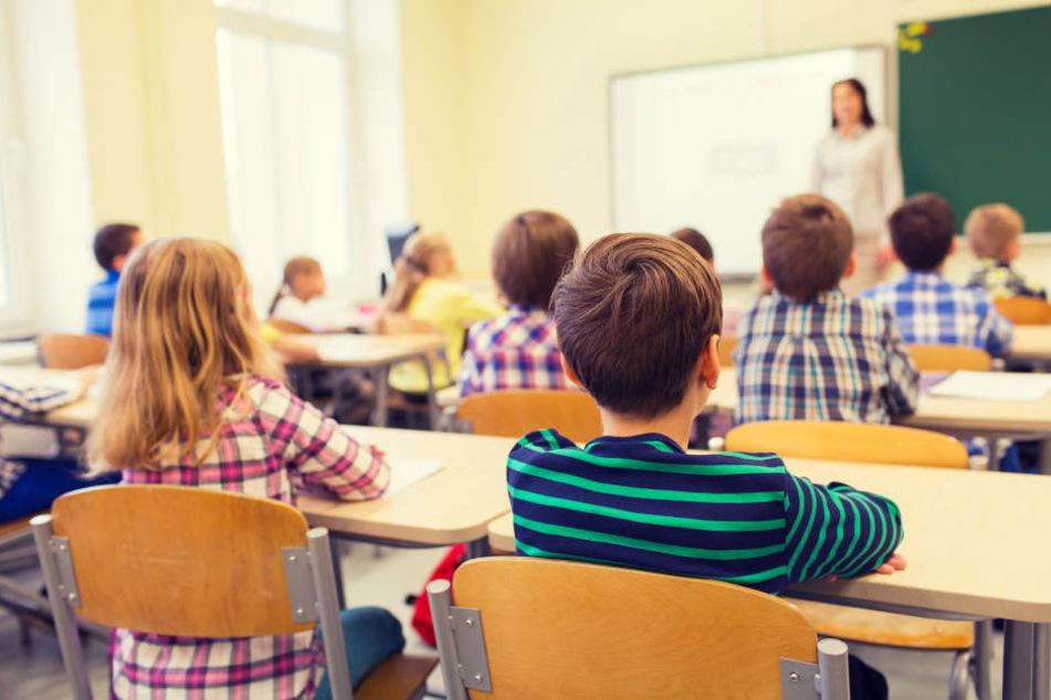 Völlig ahnungslos folgten die Schüler dem Unterricht, dann setzten Atembeschwerden ein (Symbolfoto).