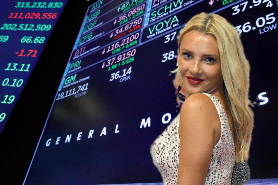 Weltmarkt in Gefahr: Evelyn Burdecki macht Börsen-Praktikum an der Wall Street