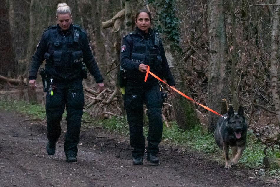 So rettete ein Polizeihund einer 83-Jährigen das Leben!