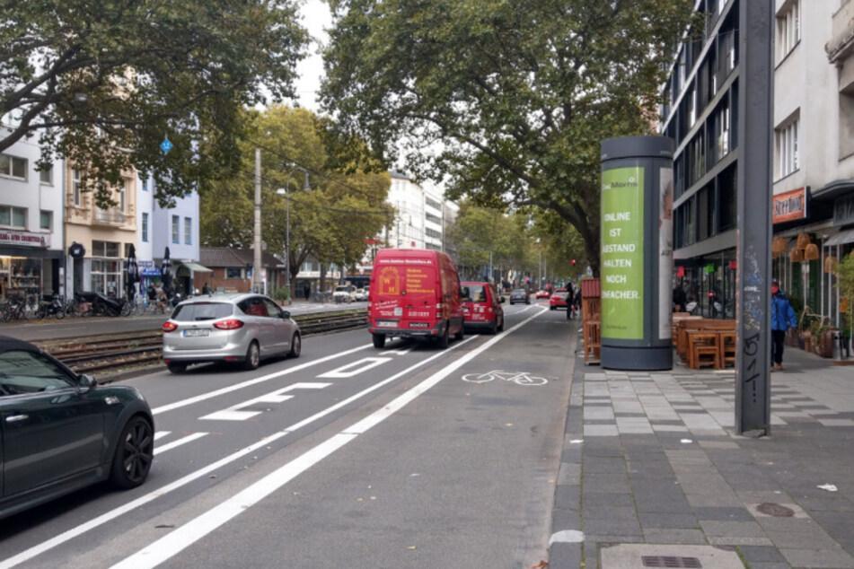 Stadt Köln kassiert heftige Twitter-Kritik für neue Radwege