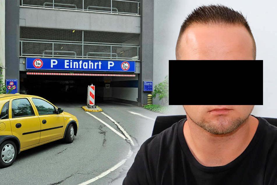 Polizistin über den Haufen gefahren: Amokfahrer muss in den Knast