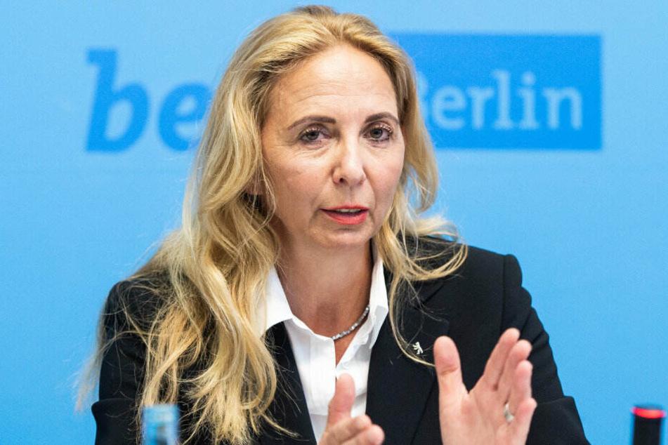 Barbara Slowik hat den tödlichen Polizeieinsatz verteidigt.