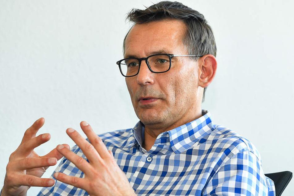 SGD-Geschäftsführer Michael Born