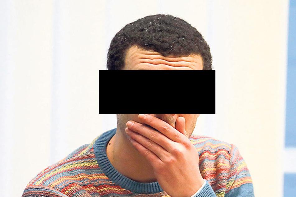 Bilal El M. (29) drohen wegen Brandstiftung bis zu zehn Jahre Haft.