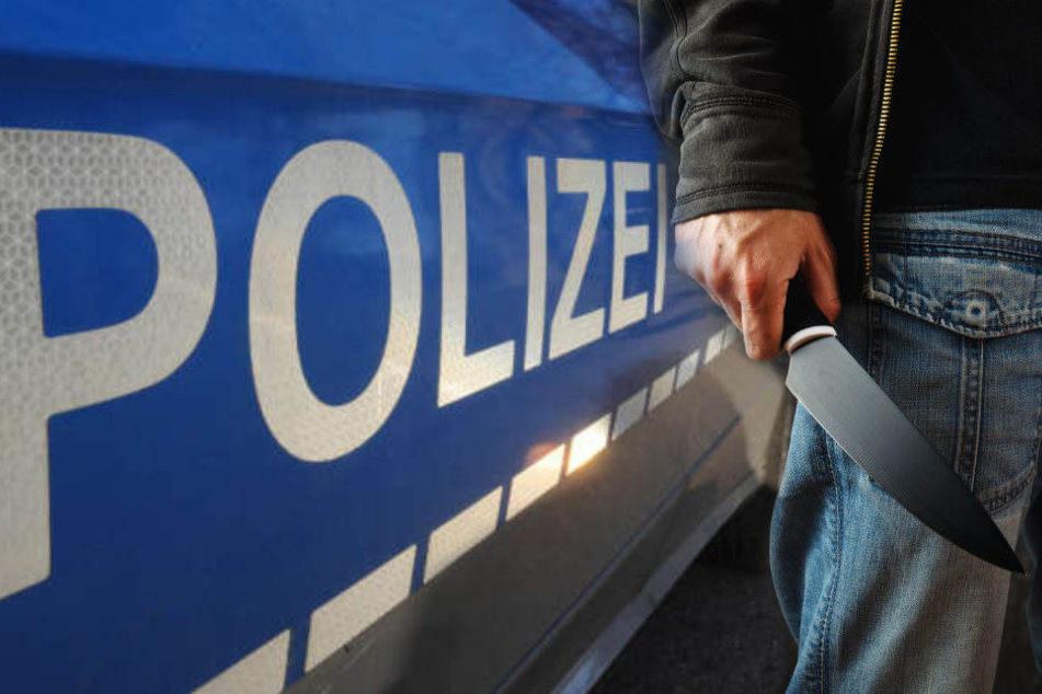 Der 19-Jährige wurde durch die Attacke verletzt. (Symbolbild)