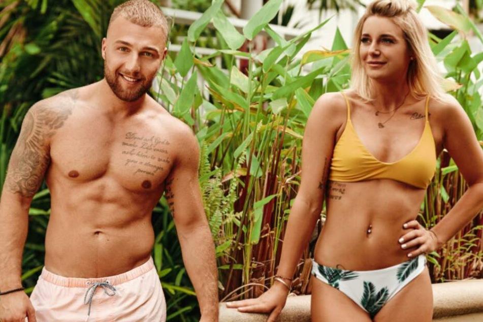 """""""Bachelor in Paradise""""-Filip hat genug von Janina Celine: """"Halt einfach deine Fresse!"""""""