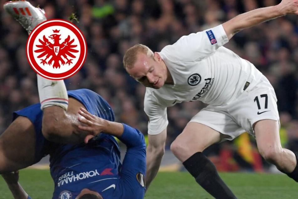 Schock-Diagnose für Eintracht-Abräumer Sebastian Rode