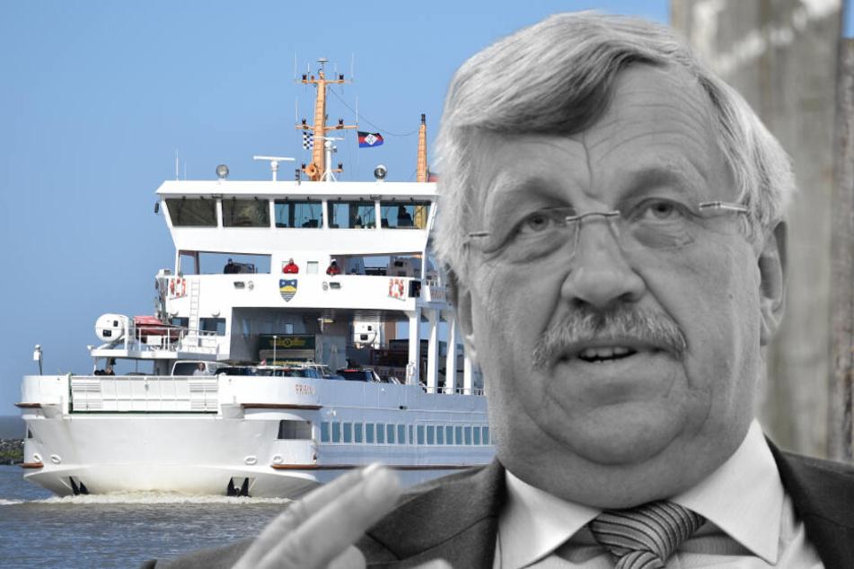 Mordfall Lübke: SEK stürmt Urlaubsfähren!