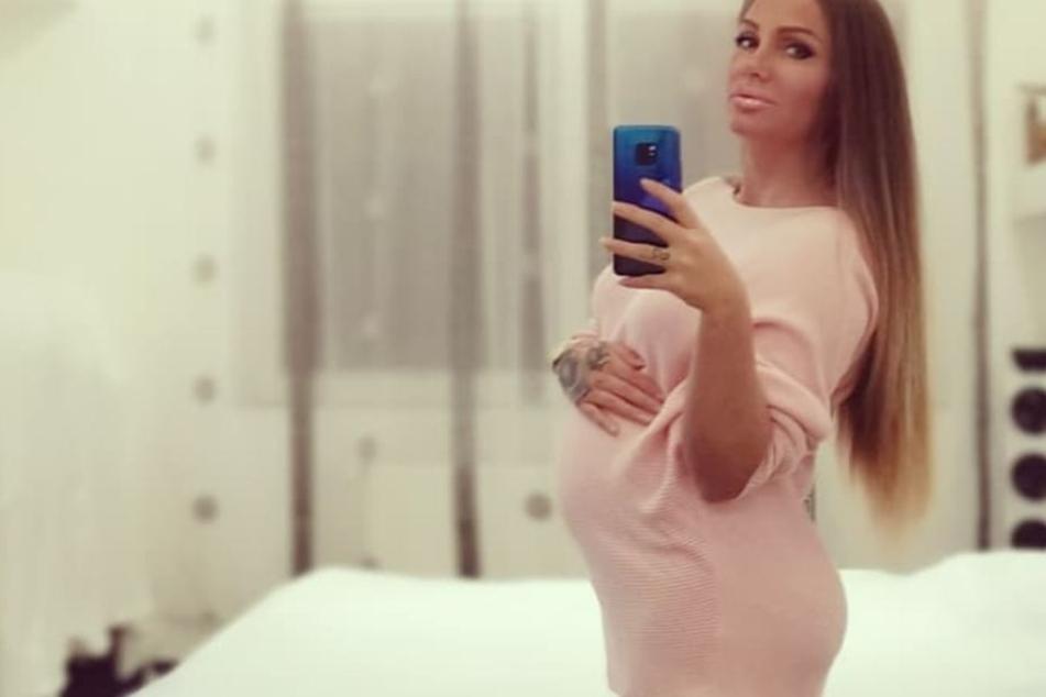Schwesta Ewa ist schwanger! Bekommt sie ihr Kind im Knast?