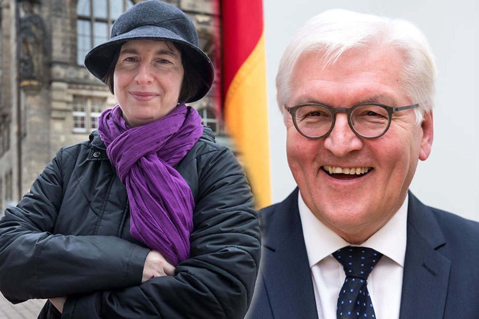 Chemnitz: Chemnitzerin hat ein Date mit dem Bundespräsidenten
