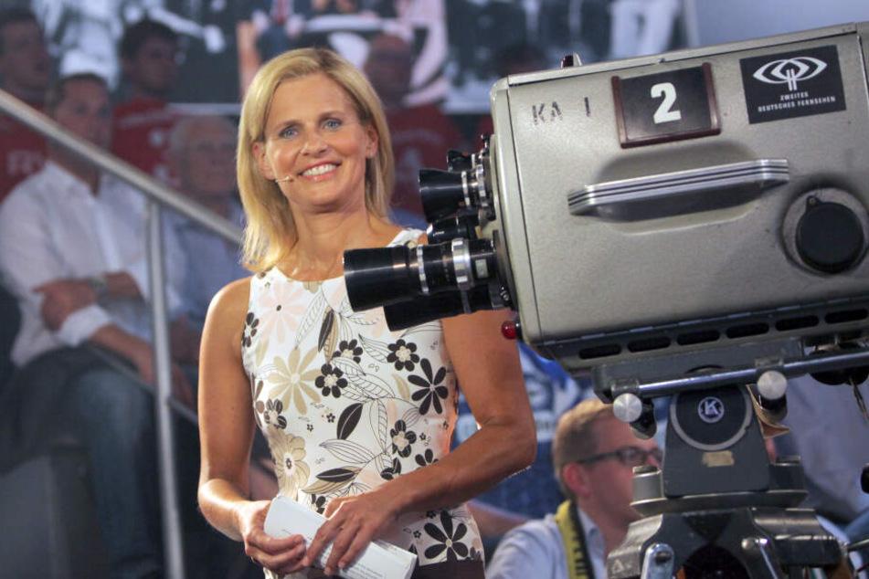 Katrin Müller-Hohenstein moderiert die Sendung am Ostersamstag.