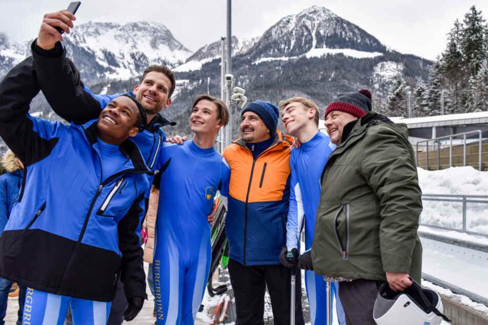 """Das ZDF bietet mit dem """"Berginternat"""" familientaugliche Unterhaltung vor Alpenpanorama ins Fernsehen."""