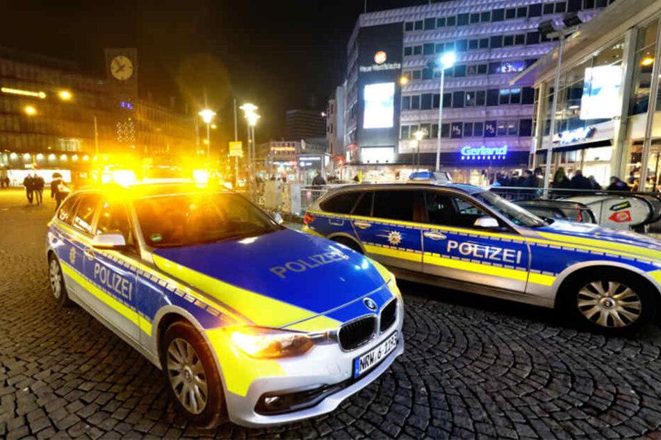 Mehr Polizei auf dem Jahnplatz soll vor Kriminalität schützen.