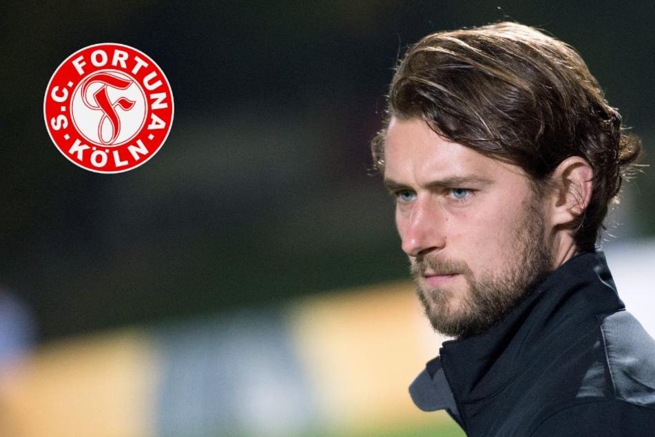 Neuer Coach: Fortuna Köln holt Ex-Trainer des Lokalrivalen