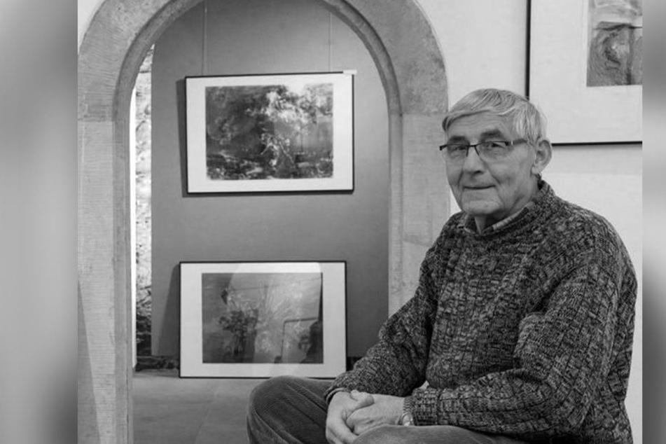 """In der """"Kleinen Galerie"""" in Hohenstein-Ernstthal läuft aktuell noch seine Ausstellung."""